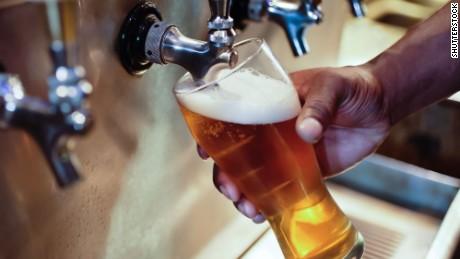 Traveling Drinking Beer In Job Description