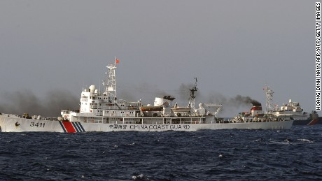 Why it's so tense in the South China Sea?