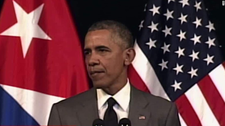 Obama: 'The world must unite'
