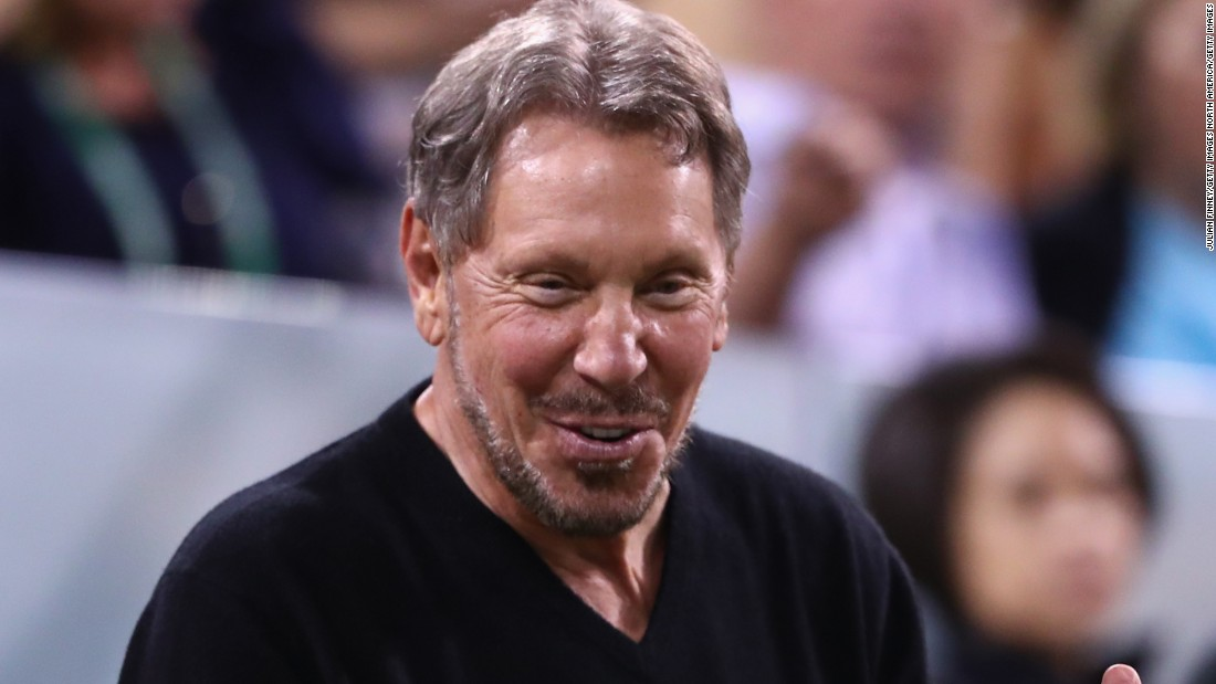 In a statement from Indian Wells' owner Larry Ellison -- listed by Forbes as one of the world's 10 richest people -- the Oracle founder revealed that Moore had resigned Monday.