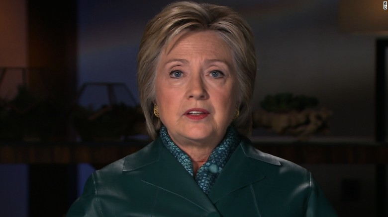 Clinton: Toughen surveillance after Brussels attacks