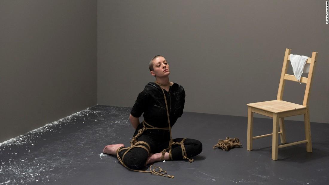 Despina Zacharopoulou, <em>Corner Time</em>