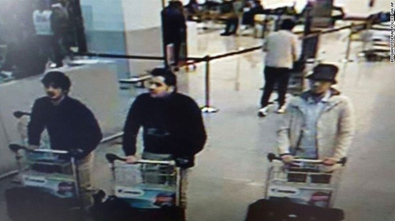 Alleged bomb-maker behind Brussels attack believed dead
