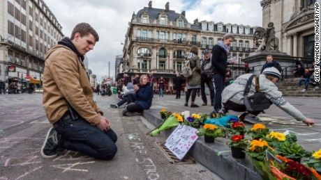 World reacts to Brussels bombings