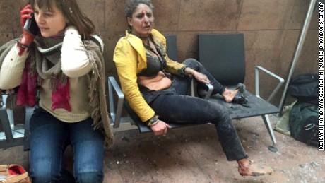 Terror attacks in Brussels