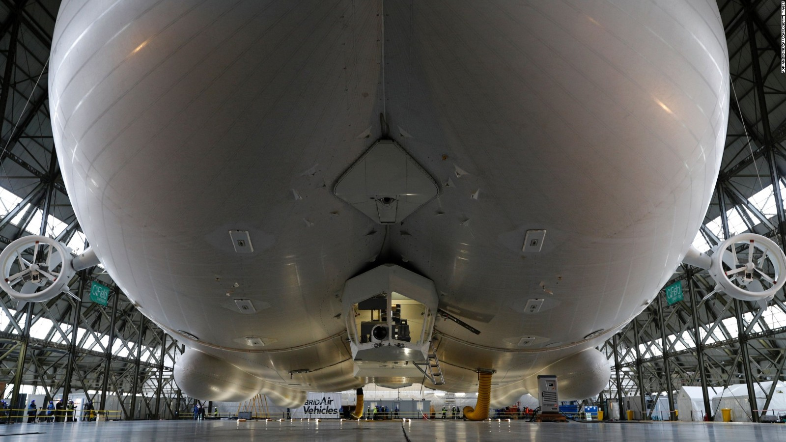 world s largest aircraft prepares to take off