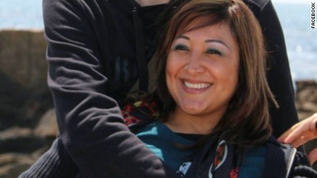 Adelma Marina Tapia Ruíz, a wife and mother of two, died during the airport attack.