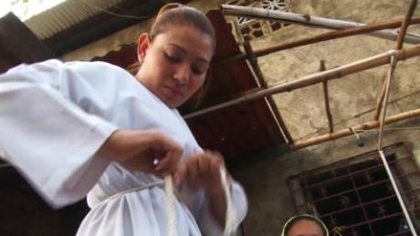 cnnee pkg la samantha lugo judea tradicion en nicaragua _00000924