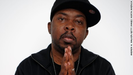 NEW YORK, NY - APRIL 27:  Recording artist Phife Dawg of A Tribe Called Quest visits the Tribeca Film Festival 2011 portrait studio on April 27, 2011 in New York City.  (Photo by Andrew H. Walker/Getty Images for Tribeca Film Festival)