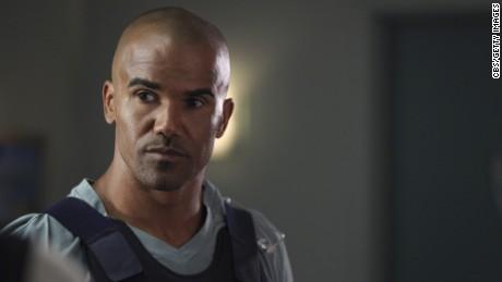 "Shemar Moore played Agent Derek Morgan on ""Criminal Minds."""