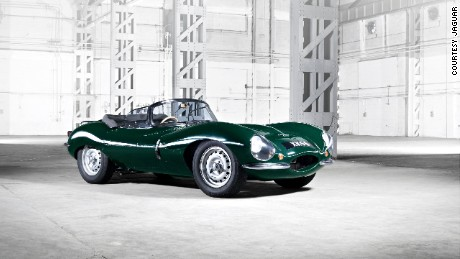 Jaguar started building 25 XKSSs in 1957, but fire stopped progress. Now the British brand is going to make the remaining cars.