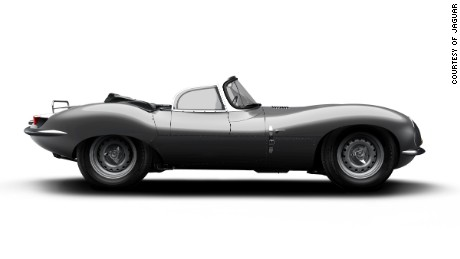 Jaguar's XKSS vintage supercar to be resurrected for millions