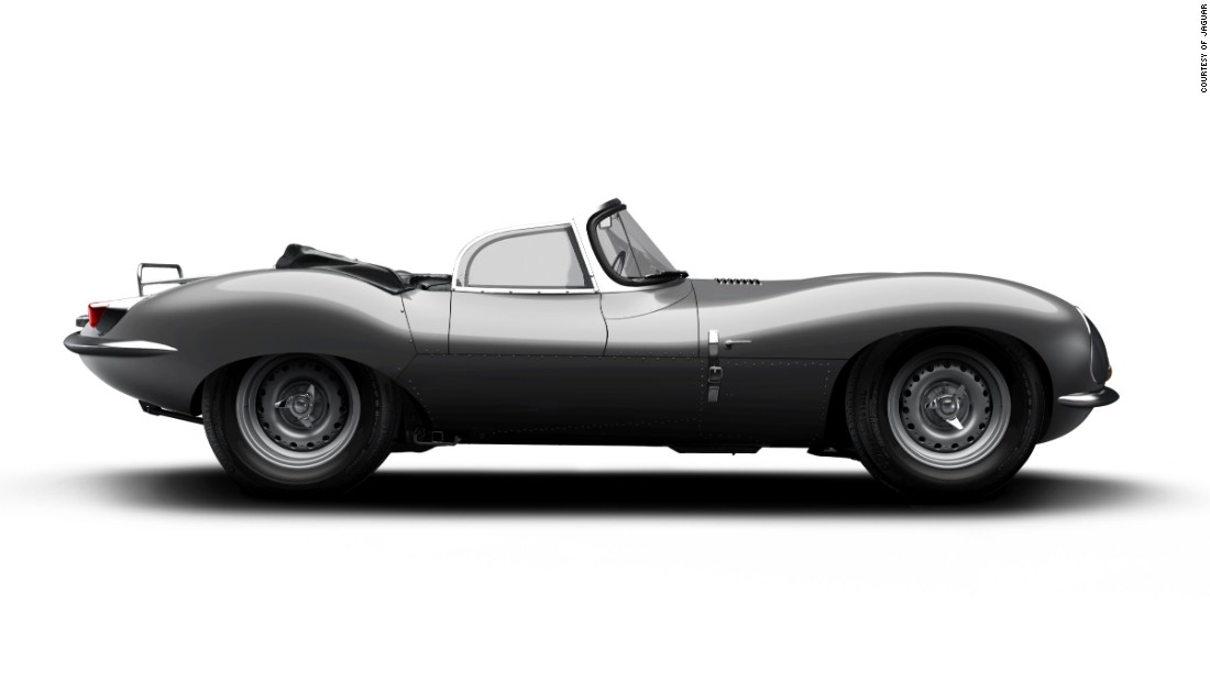 Jaguar Xkss Supercar To Be Resurrected For Millions Cnn Style