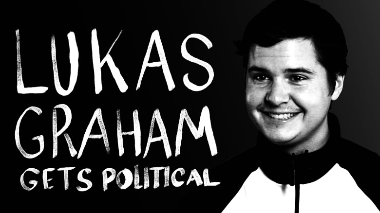 lukas graham gets political handwriting