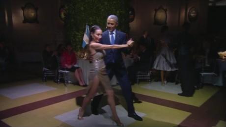 President Obama Tango Backlash moos pkg erin_00013205