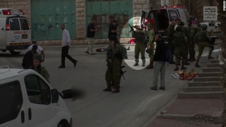 Charges were brought against Sgt. Elor Azaria after video footage emerged of the March shooting.