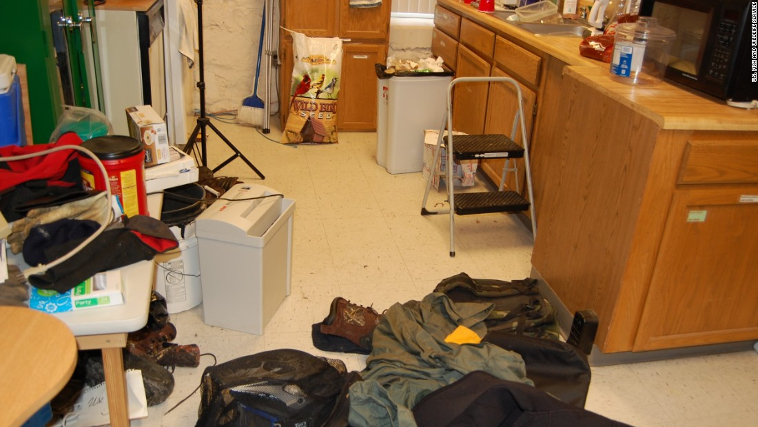 "Investigators processing the site found human feces, spoiling food, firearms and explosives, according to<a href=""http://www.cnn.com/2016/02/17/us/oregon-standoff-investigation/index.html""> documents filed last month</a> by federal prosecutors. <br /><br />"