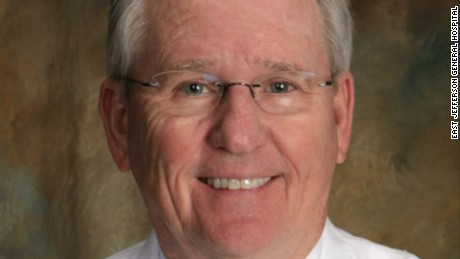 Dr. Elbert Goodier III, 75, was a well known urologist in New Orleans, Louisiana