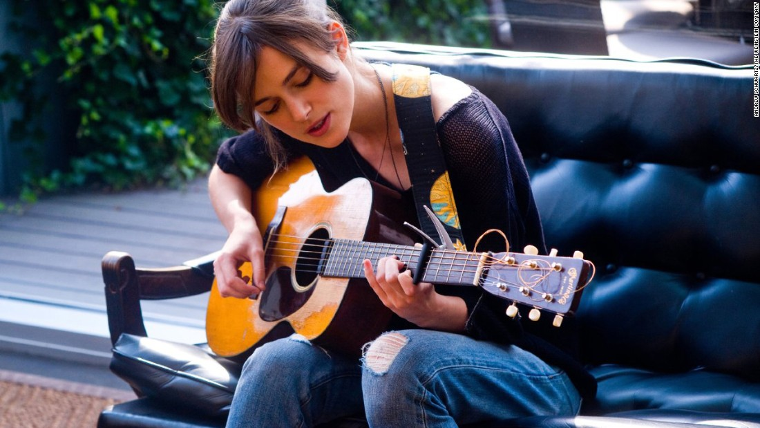 "<strong>""Begin Again""</strong>: Keira Knightley is singer-songwriter whose life changes after she meets a music executive in New York. <strong>(Netflix) </strong>"