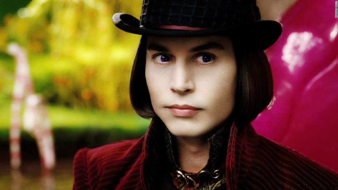 "<strong>""Charlie and the Chocolate Factory""</strong>: Johnny Depp is Willy Wonka in an update of this classic. <strong>(Netflix) </strong>"