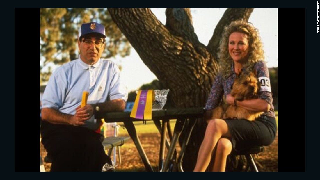 "<strong>""Best in Show""</strong>: Eugene Levy and Catherine O'Hara star in Christopher Guest's mockumentary about a very competitive dog show. <strong>(Netflix) </strong>"