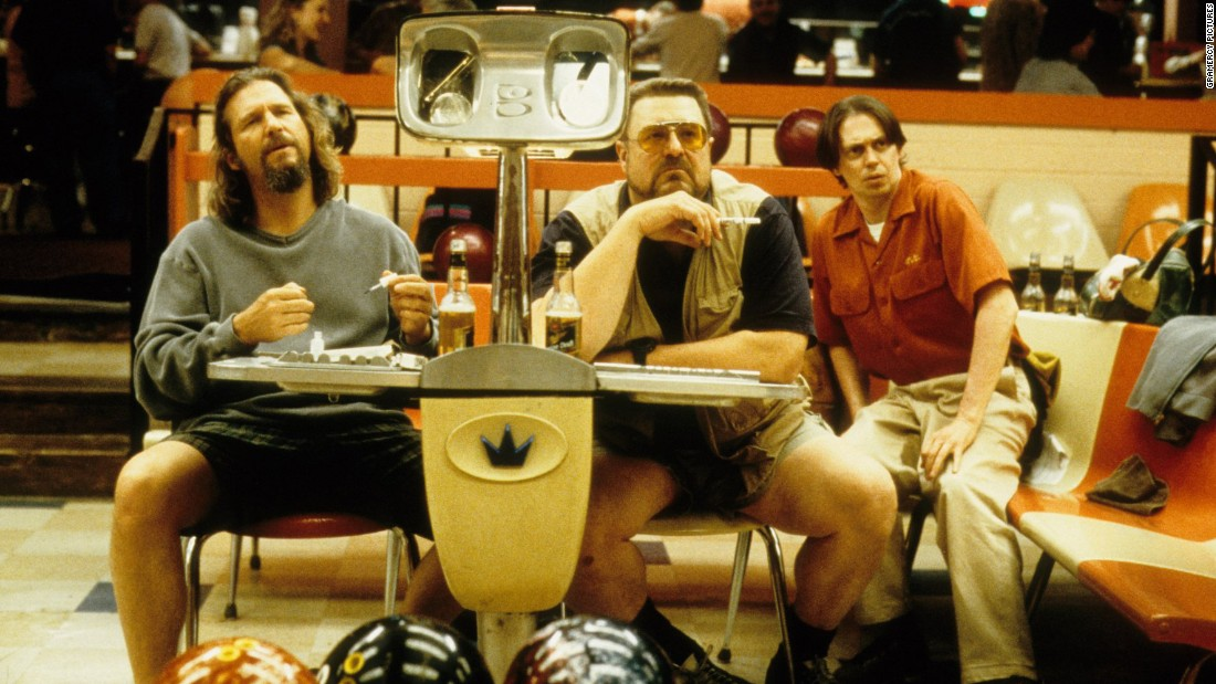 "<strong>""The Big Lebowski""</strong>: Jeff Bridges, left, is the Dude and John Goodman and Steve Buscemi his buddies in this Coen brothers comedy. <strong>(Amazon Prime) </strong>"