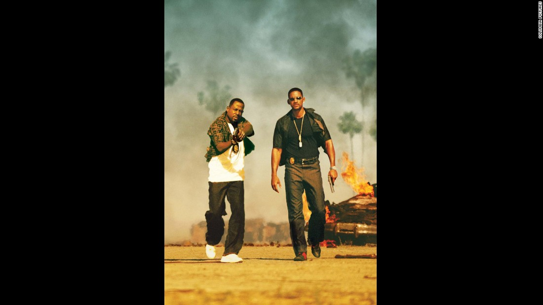 "<strong>""Bad Boys II""</strong>: Martin Lawrence and Will Smith reprise their roles as police officers in this action comedy. <strong>(Hulu) </strong>"