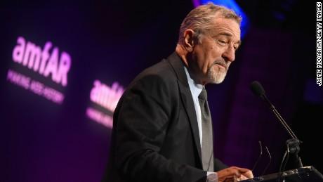 Robert De Niro pulls anti-vaccine film from Tribeca after controversy
