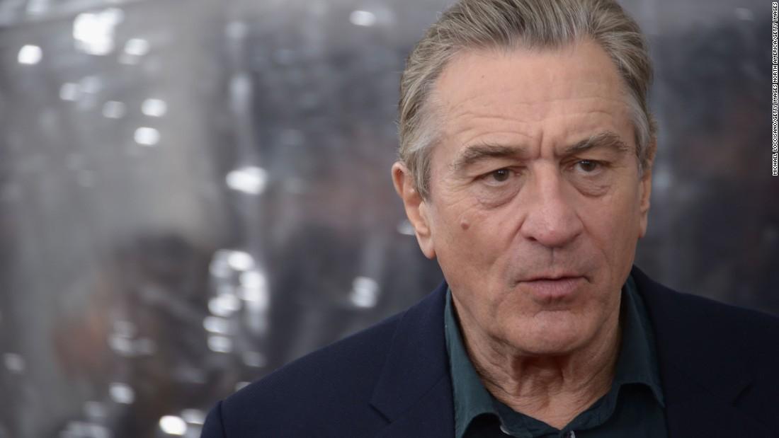 Robert De Niro: I'd li...