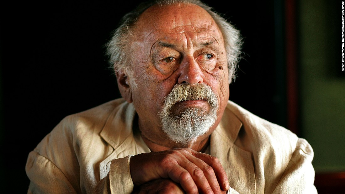 "Author and poet <a href=""http://www.cnn.com/2016/03/27/entertainment/author-jim-harrison-obit-legends-fall-feat/index.html"" target=""_blank"">Jim Harrison</a> died March 26 at his winter home in Arizona. He was 78. His many books include ""Legends of the Fall,"" which was made into a 1994 movie starring Brad Pitt and Anthony Hopkins."