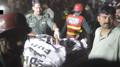 Pakistani Taliban group claims responsibility for Lahore blast