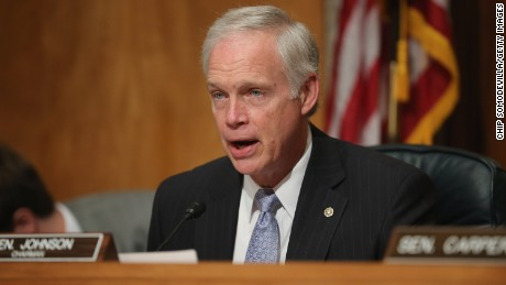 Sen. Johnson: Republicans 'don't have total agreement' on Obamacare