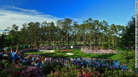 Masters 2016: The magic and mystery of Augusta National