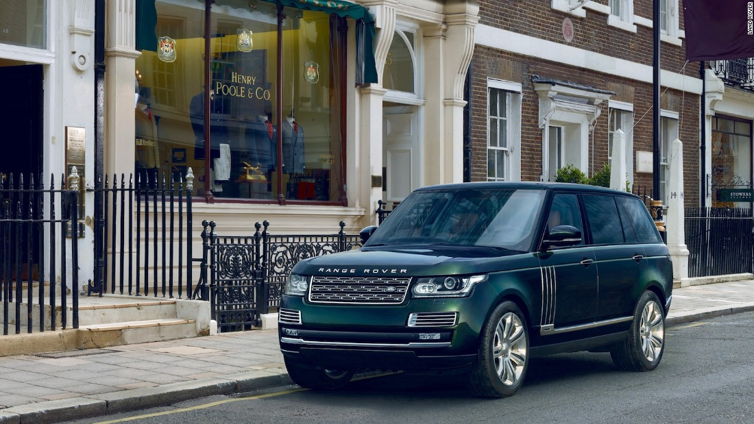 "The Holland & Holland Range Rover, a collaboration between <a href=""http://www.landrover.co.uk/special-vehicle-operations/special-vehicles.html"" target=""_blank"">Land Rover's Special Vehicle Operations</a> (SVO) unit and a London maker of bespoke shotguns."