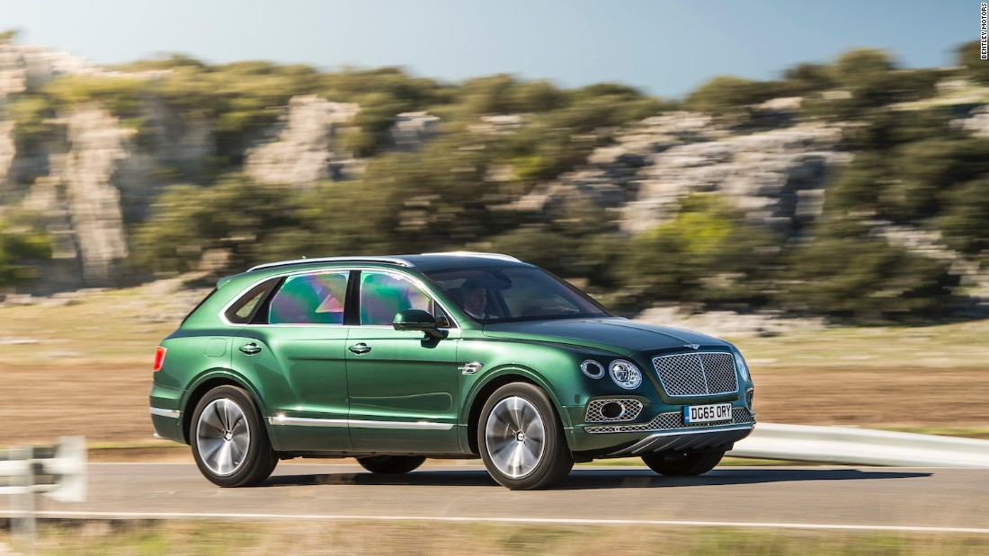 Bentley vs. Range Rover: The ultimate SUV showdown - CNN.com