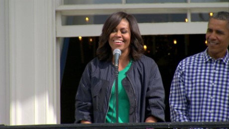 michelle obama easter egg roll welcome_00015414