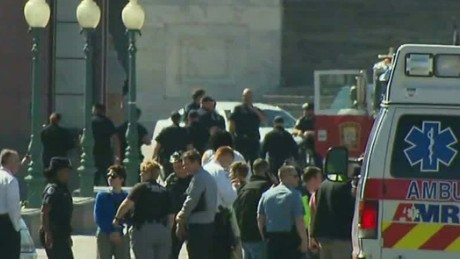 u.s. capitol on lockdown suspect in custody nr _00005017