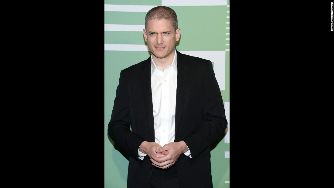 "In March, ""Prison Break"" star Wentworth Miller used a body-shaming meme as an <a href=""http://www.cnn.com/2016/03/29/entertainment/wentworth-miller-body-shaming-feat/index.html"">opportunity to educate about depression and suicide. </a>"