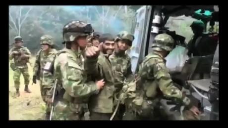 cnnee vo militares rescatan a un soldado en colombia _00002707