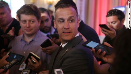 Who is Corey Lewandowski?