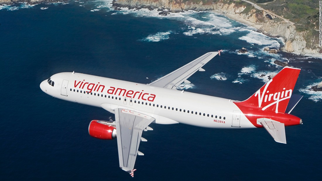Ranked first overall for four years running, Virgin America had the best record for baggage handling in 2015.