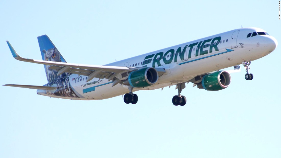 Frontier was No. 11 in the 2015 Airline Quality Rating lineup.