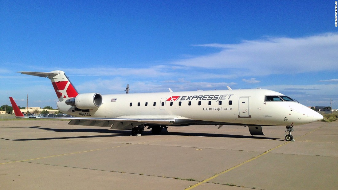 ExpressJet ranked No. 9<strong> </strong>among the 13 airlines rated in the Airline Quality Rating.