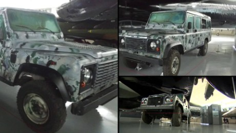pizza truck bosnia robertson imperial war museum_00014023