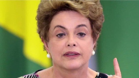 Major Brazilian party leaving Rousseff's coalition