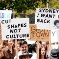 Sydney lockout laws protest II