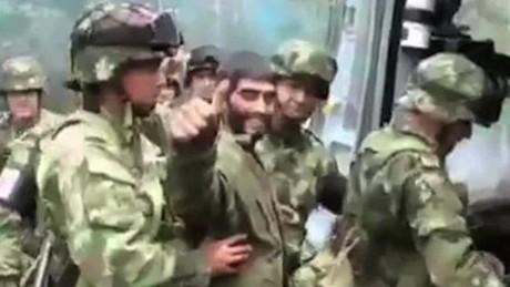 cnnee pkg fernando ramos colombia soldado rescatado jungla_00002530