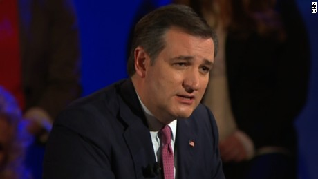 Would Ted Cruz support Trump if he was the GOP nominee?