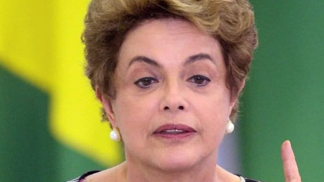 WIll Brazil's President be ousted from office?