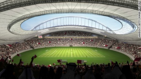 Qatar's World Cup ambitions